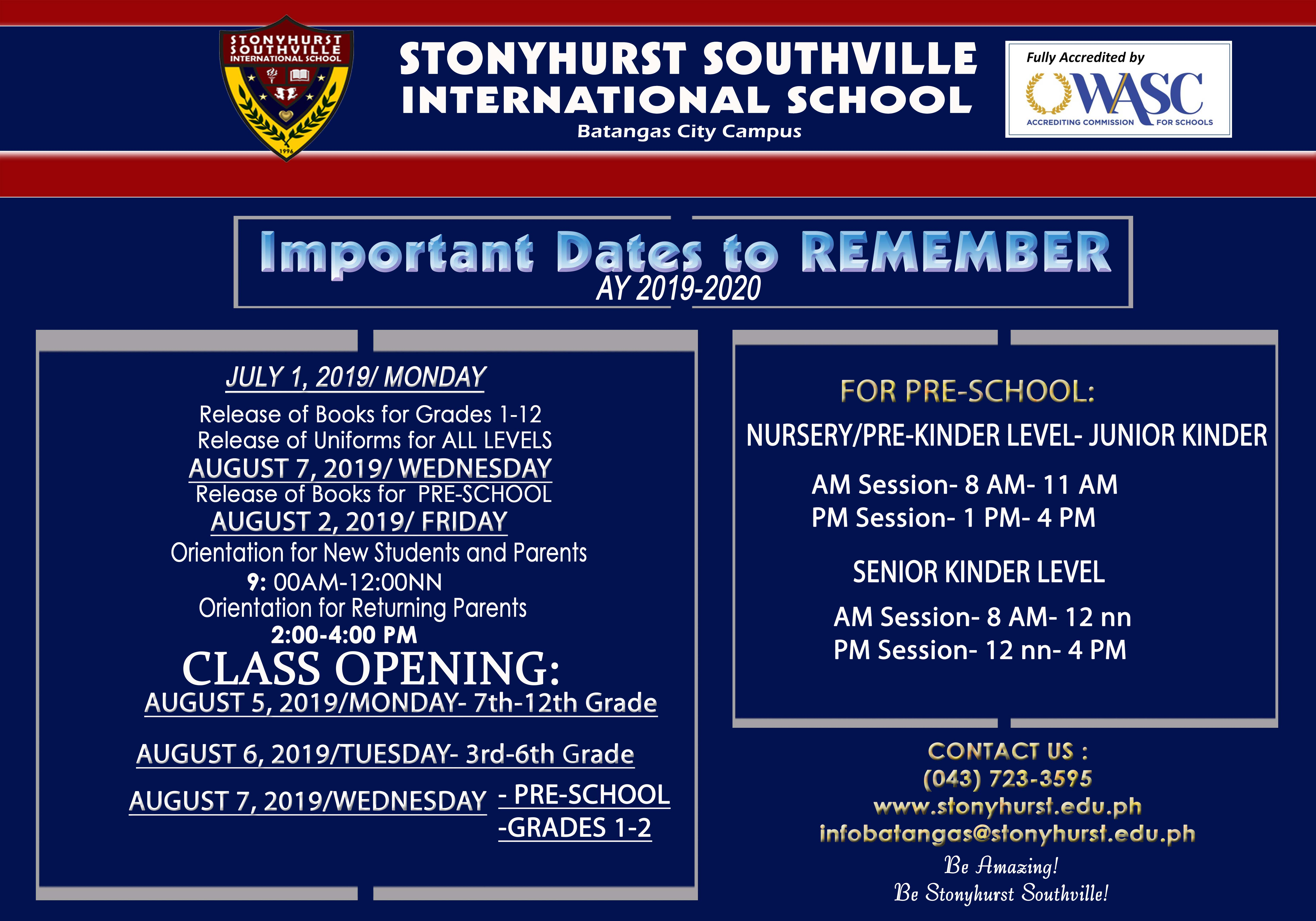 Stonyhurst Southville International School - Top School in Batangas